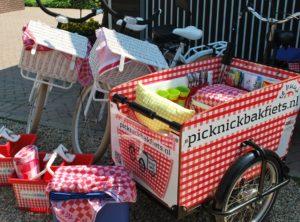 Picknickbakfiets
