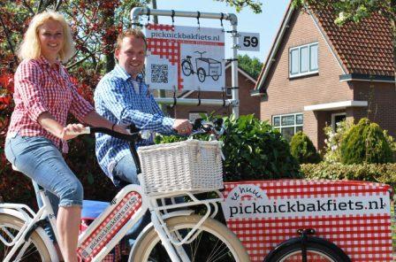 Willar en Sylvia Vonk-Oudenes verzorgen jouw picknick uitje