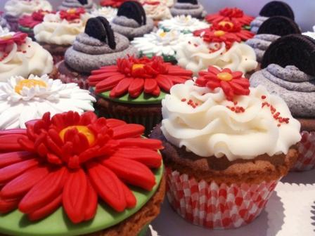 picknicken met Cupcakes van het SuikerHuys
